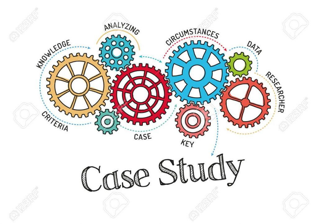 Gears and Case Study Mechanism